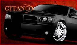 Dodge Charger - Gitano G-51